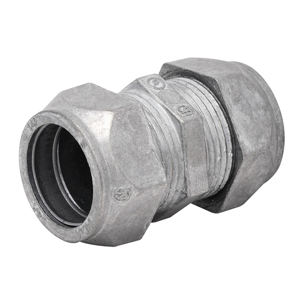 EMT Compression Couplings-Zinc